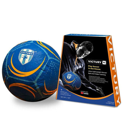 Victury V1 Indoor Soccer Ball