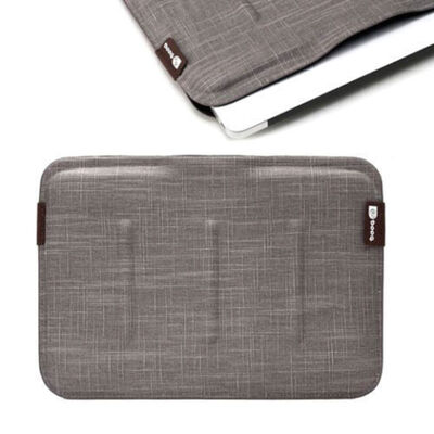 "Sleeve/Case 11"" Fits MacBook Air Laptop Jute Sand"