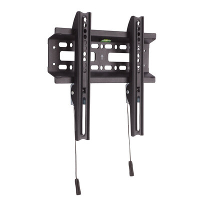 Westinghouse Fixed 200x200 TV Wall Mount - Black