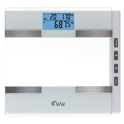 Weight Watchers Ww105A Weight Tracking & Body Composition Plus Scales
