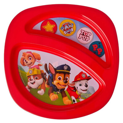 The First Years Paw Patrol Open Stock Plate