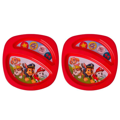 2PK The First Years Paw Patrol Open Stock Plate