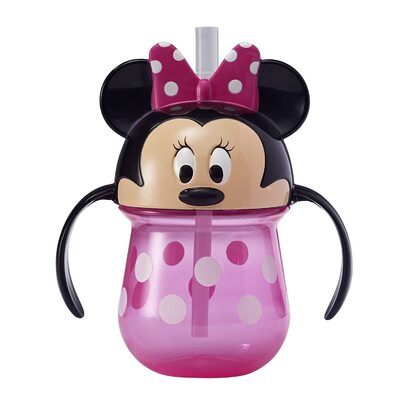 1pc The First Years Straw Trainer Cup - Minnie