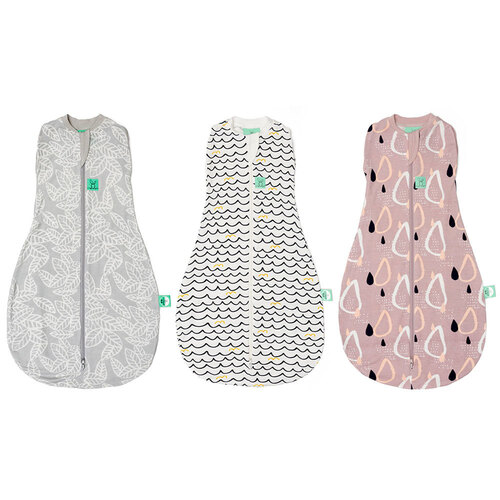 Ergo Pouch Cocoon Swaddle Bag: 0 -3 Months - 0.2 TOG